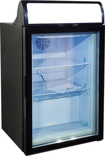 Omcan FR-CN-0098 refrigeration > refrigerated showcase > countertop refrigerated displays