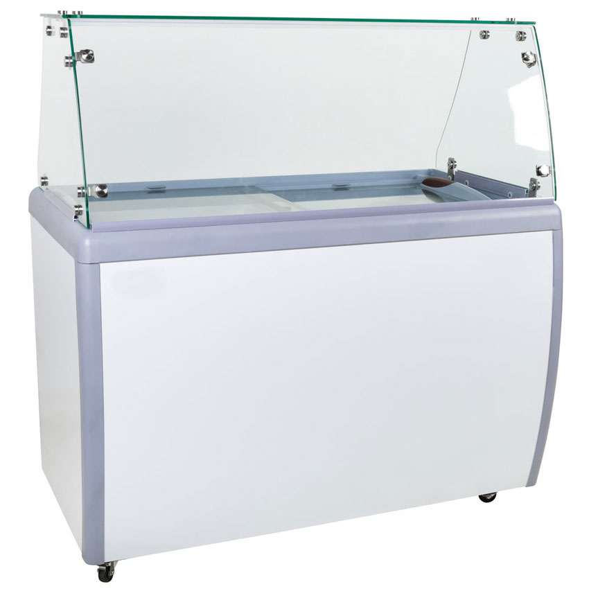 Omcan FR-CN-0360-S refrigeration > display freezers > ice cream dipping freezers|refrigeration