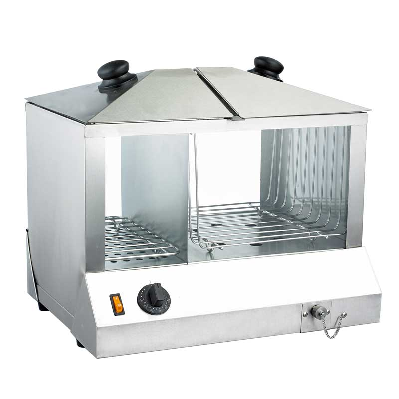 Omcan FWCN0100H food equipment > concession equipment > hotdog steamers