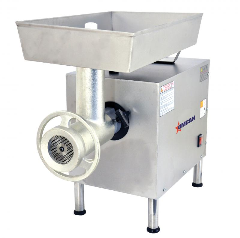Omcan MG-BR-0022 moderate-duty meat grinders