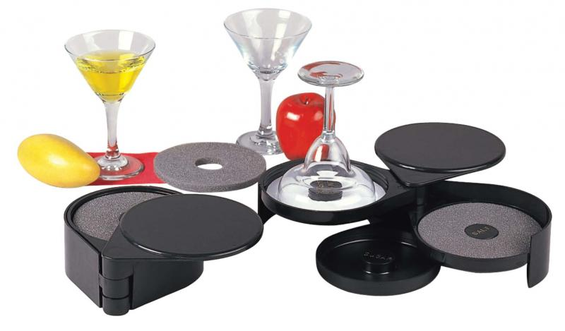 Omcan 80588 smallwares > dining solutions > glass rimmer