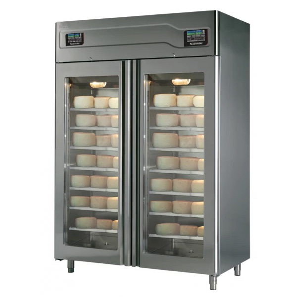 Omcan STGTWITFO food equipment > food preservation > stagionello® curing cabinets