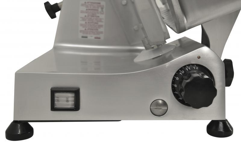 Omcan MS-IT-0300-I food equipment > meat slicers > 12-inch blade slicers