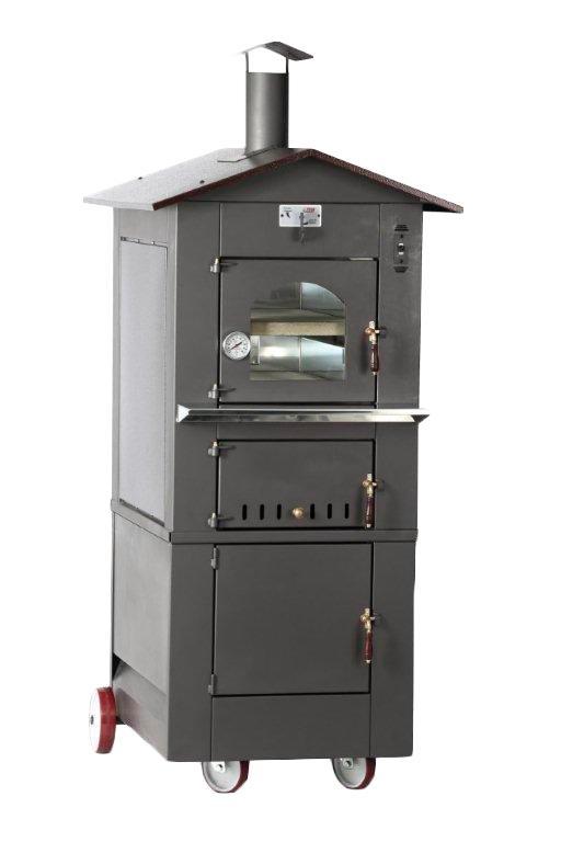 Omcan WOIT0435S food equipment > outdoor cooking equipment > wood burning oven