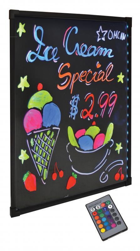 Omcan 39859 merchandising > menu boards