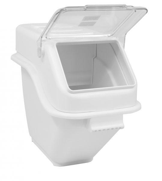 Omcan 80218 handling and storage > food storage containers > shelf ingredient bins