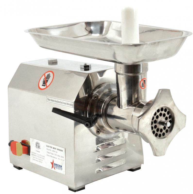 Omcan MGCN0012S food equipment > meat grinders and accessories > moderate-duty meat grinders