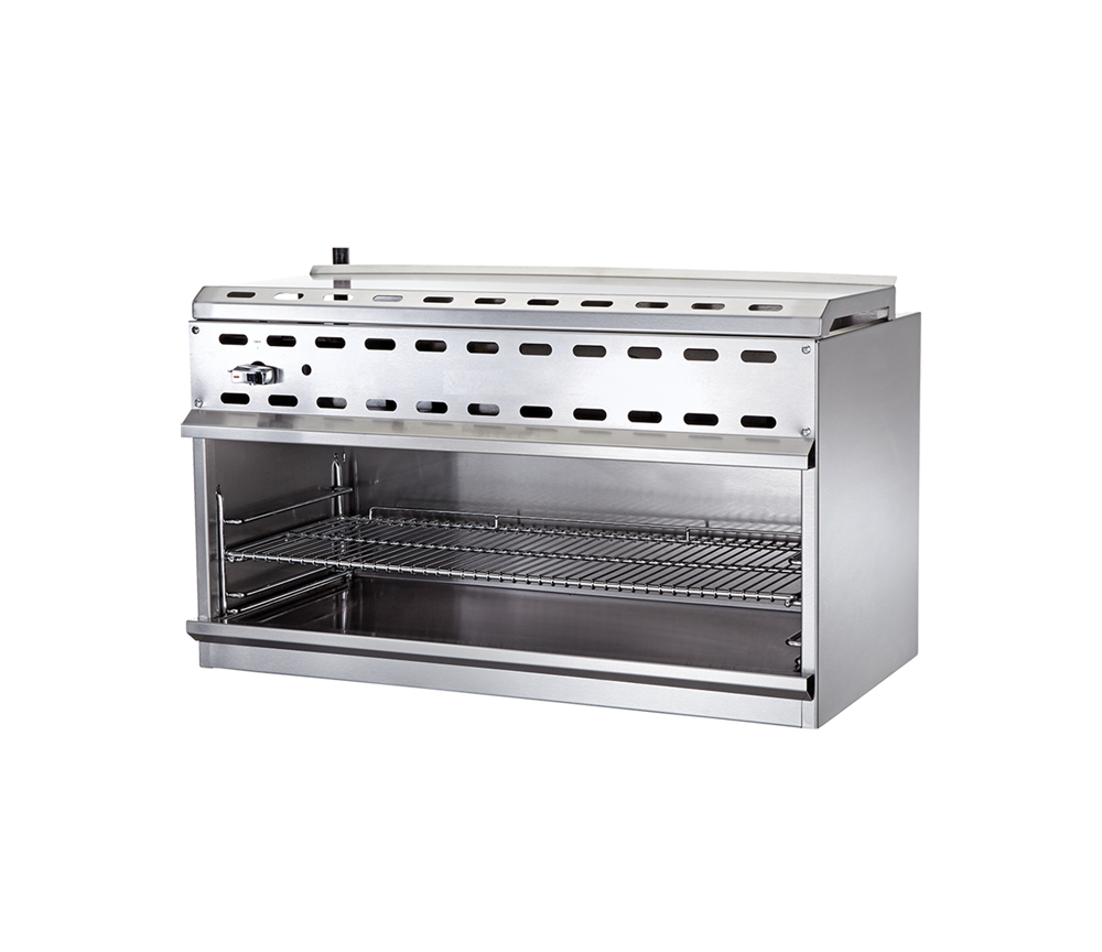 Omcan FW-CN-0048 food equipment > cooking equipment > salamander broilers and cheese melters