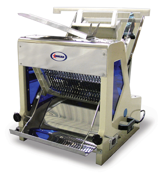 Omcan SB-CN-0013 food equipment > food preparation > bread graters and slicers