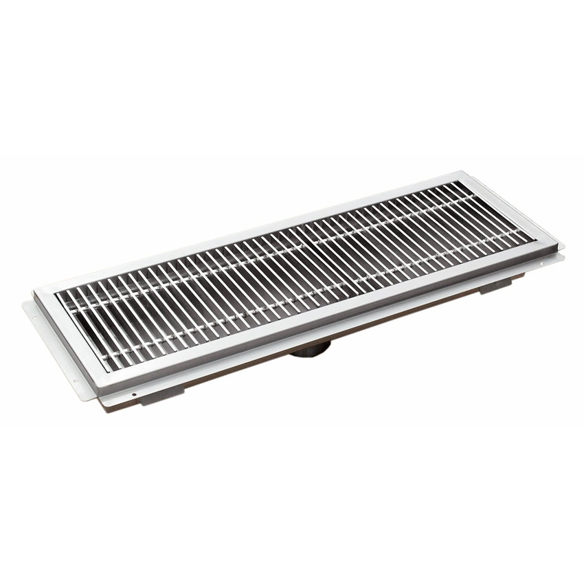 Omcan 44611 tables and sinks > floor troughs and drain > floor troughs