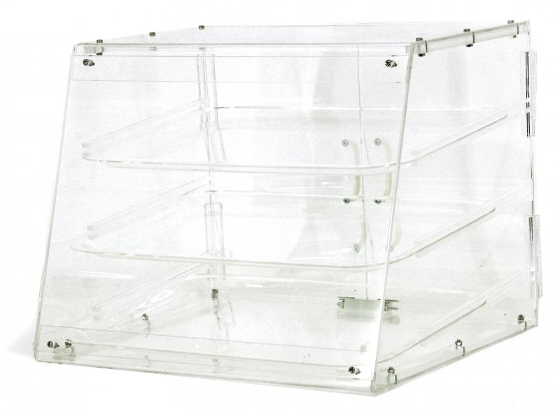Omcan 80568 merchandising > displays > display cases