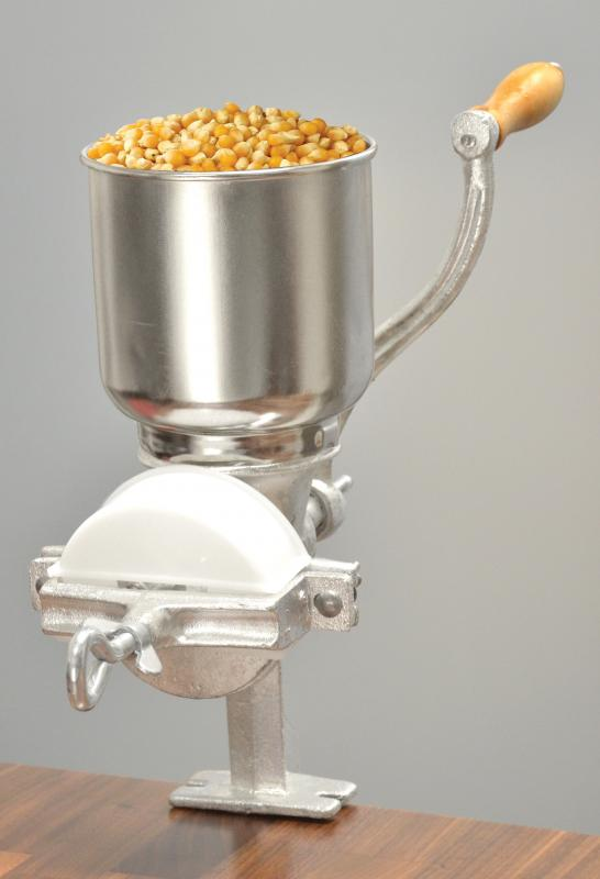 Omcan 41158 smallwares > mills > corn mill grinder