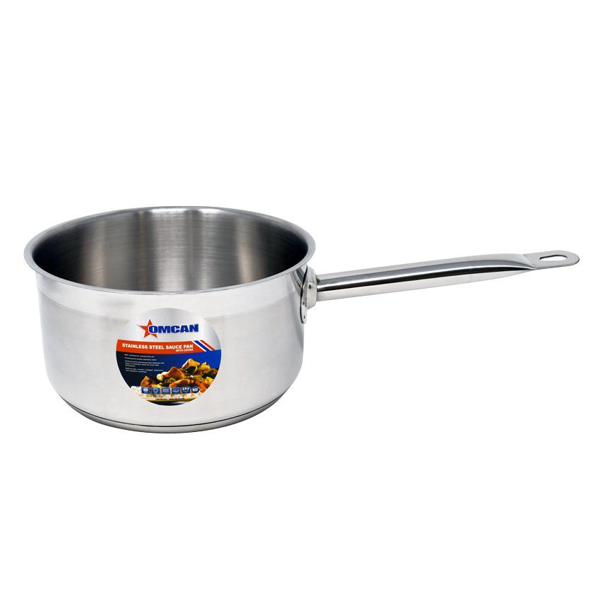 Omcan 80432 smallwares > professional cookware > sauce pans