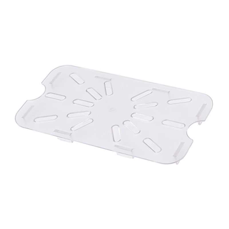 Omcan 85034 handling and storage > food storage containers > polycarbonate drain shelves