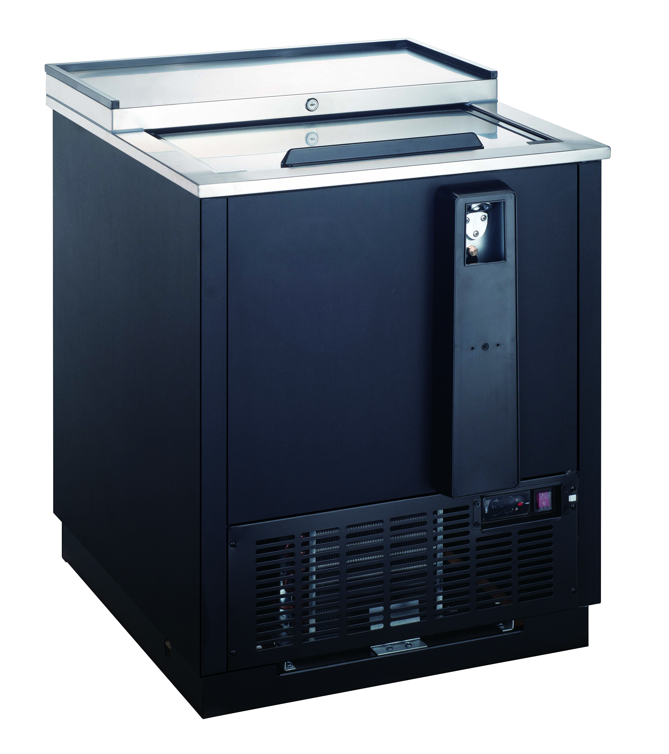 Omcan BBCN0005HC refrigeration > wine and beverage coolers > reach-in bottle coolers
