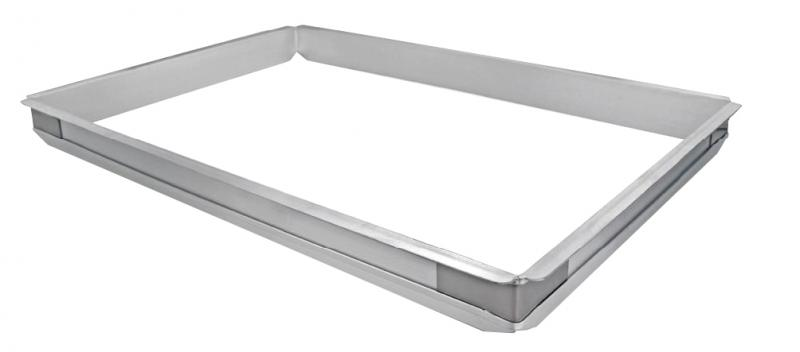 Omcan 80252 smallwares > desserts and pastries > sheet pan extenders