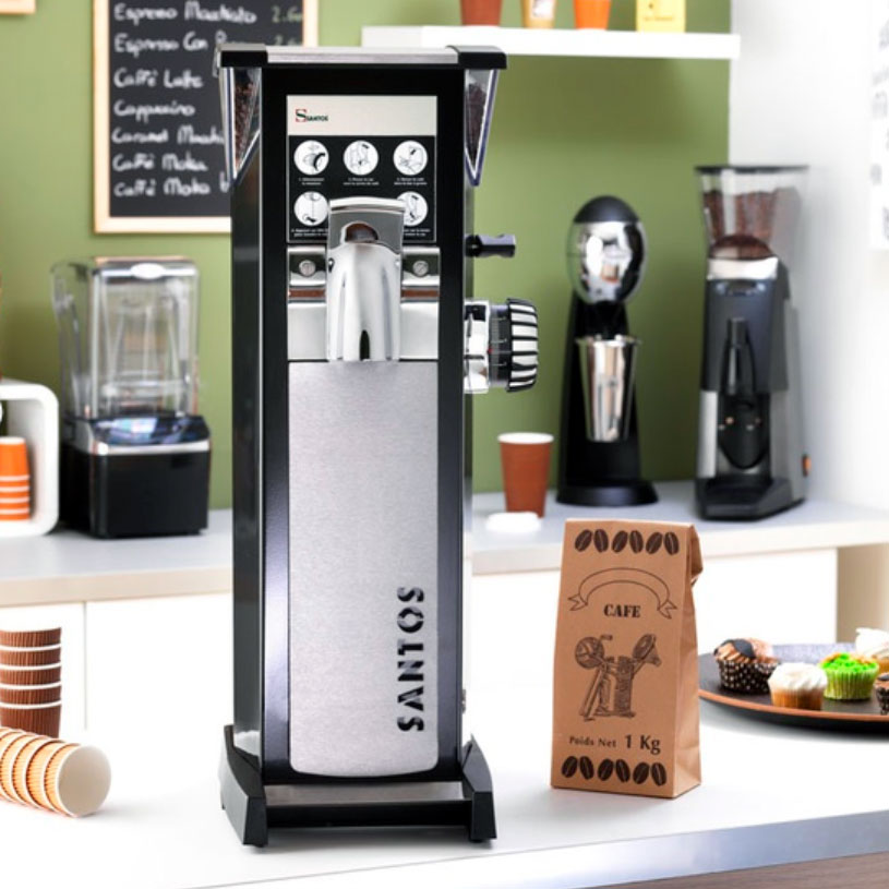 Omcan SANTOS 63 food equipment > hot beverage equipment > santos coffee grinders