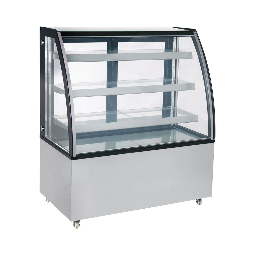 Omcan RS-CN-0371 refrigeration > refrigerated showcase > floor refrigerated displays
