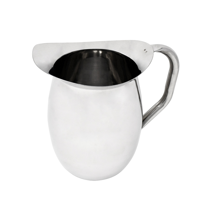 Omcan 80859 smallwares > dining solutions > beverage service > pitchers > bell pitchers