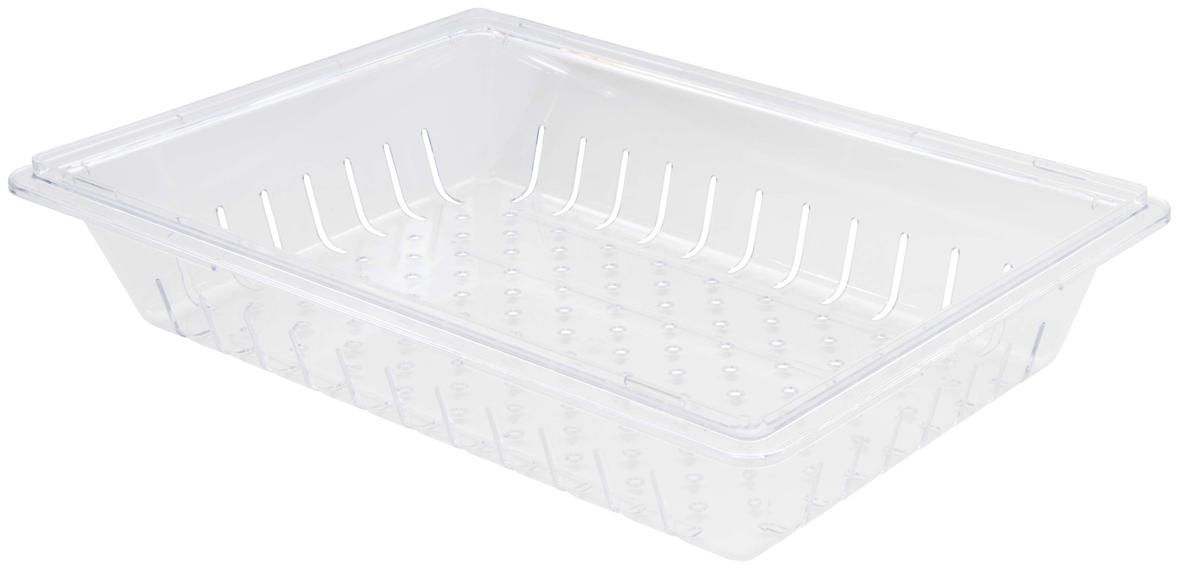 Winco PFSF-5C food storage boxes