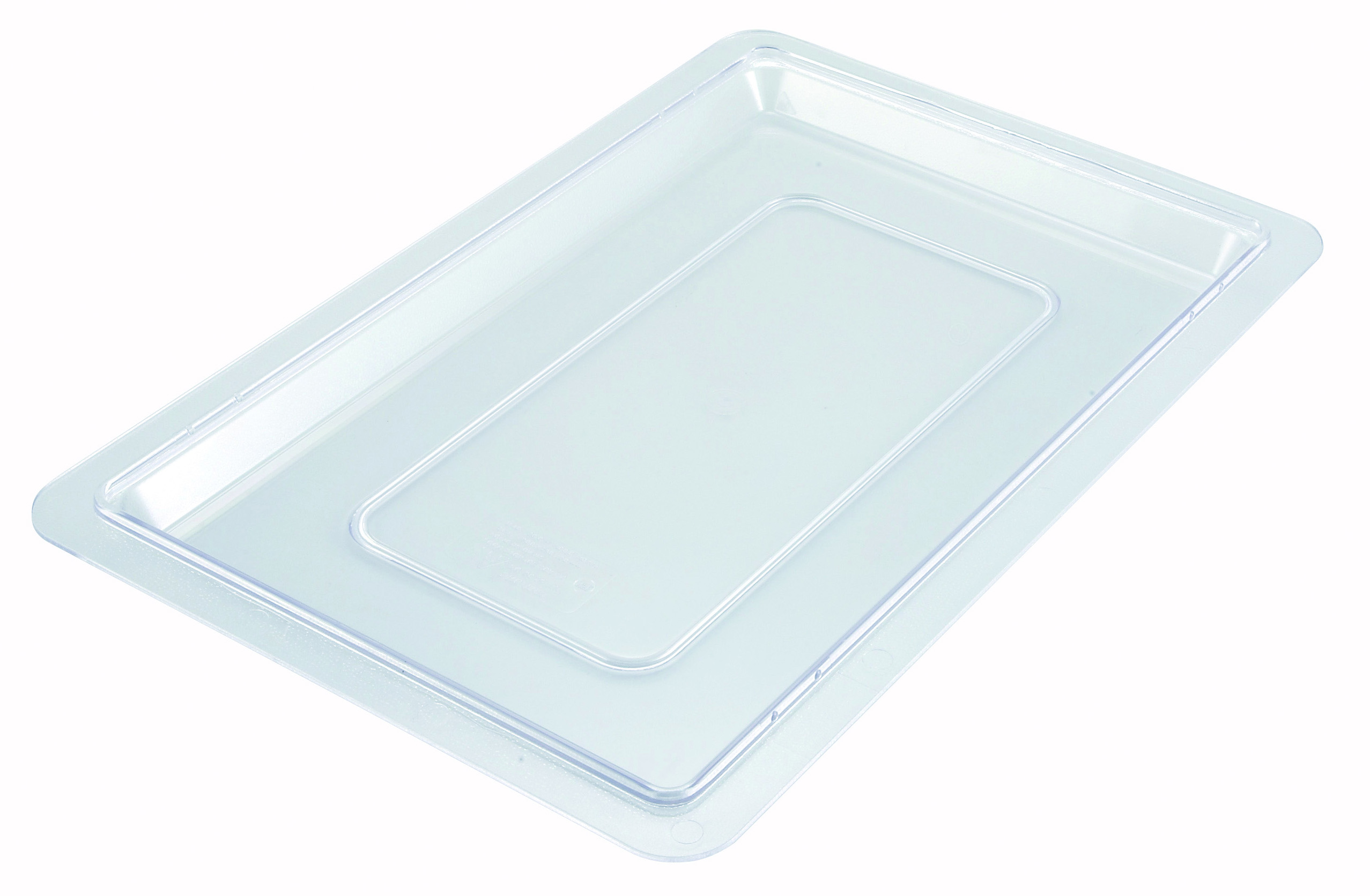 Winco PFSH-C food storage boxes