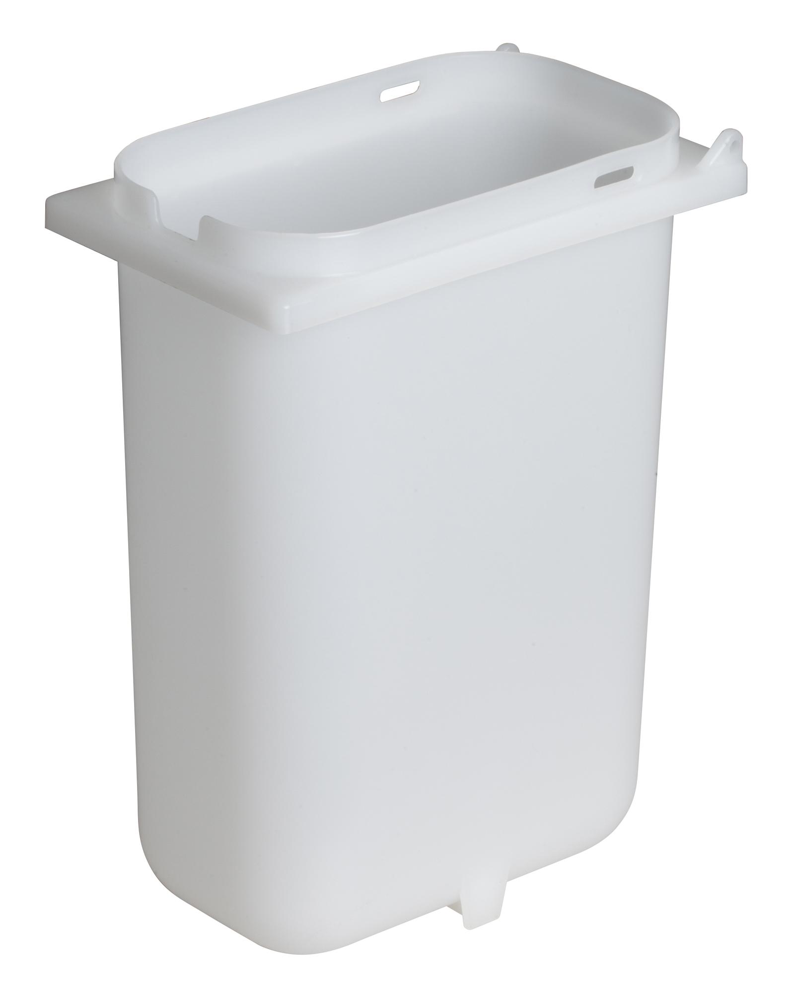 Winco PKTS-PT02 plastic jar