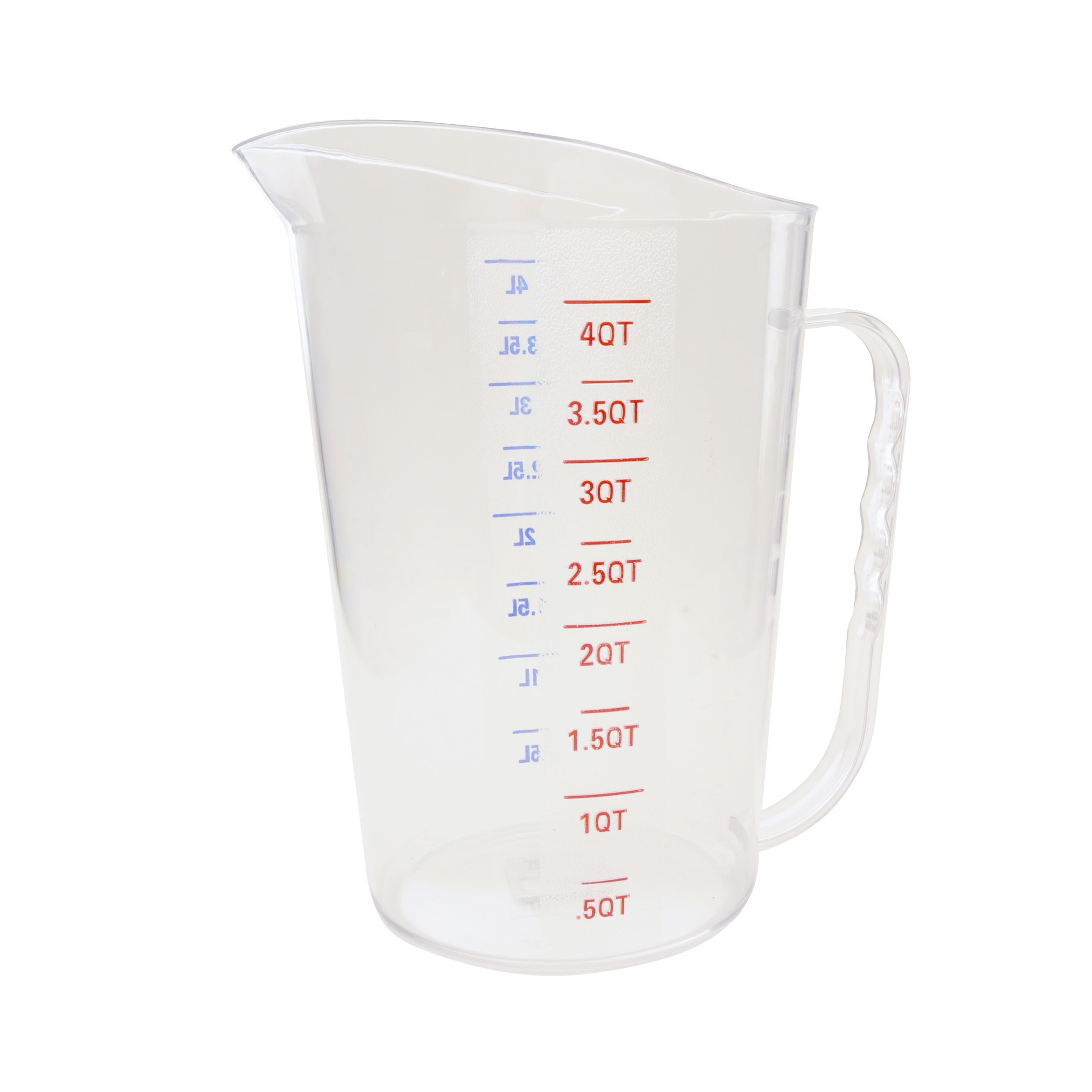 Thunder Group PLMD128CL food preparation; polycarbonate measuring cup