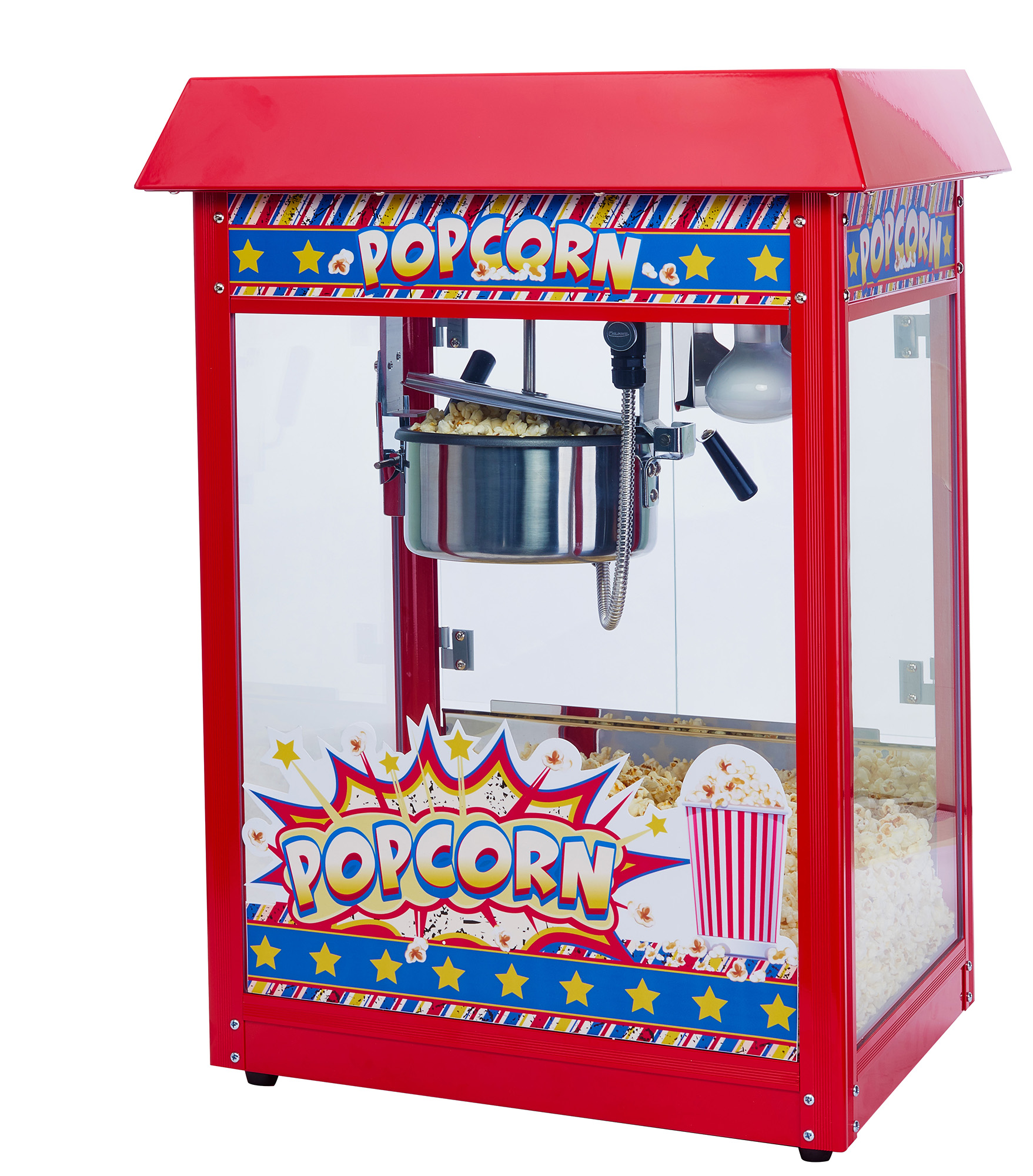 Winco POP8-P1 concession equipment