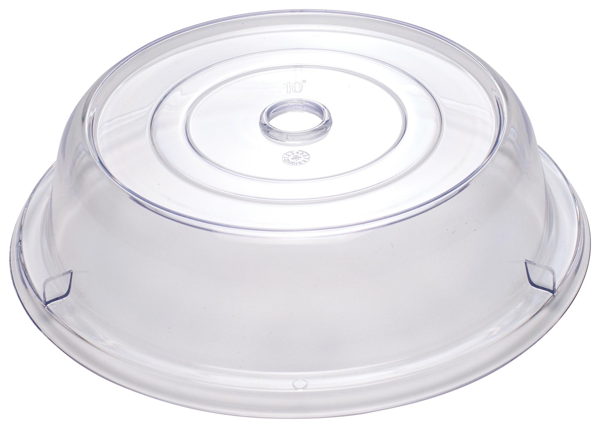 Winco PPCR-10 round plate cover