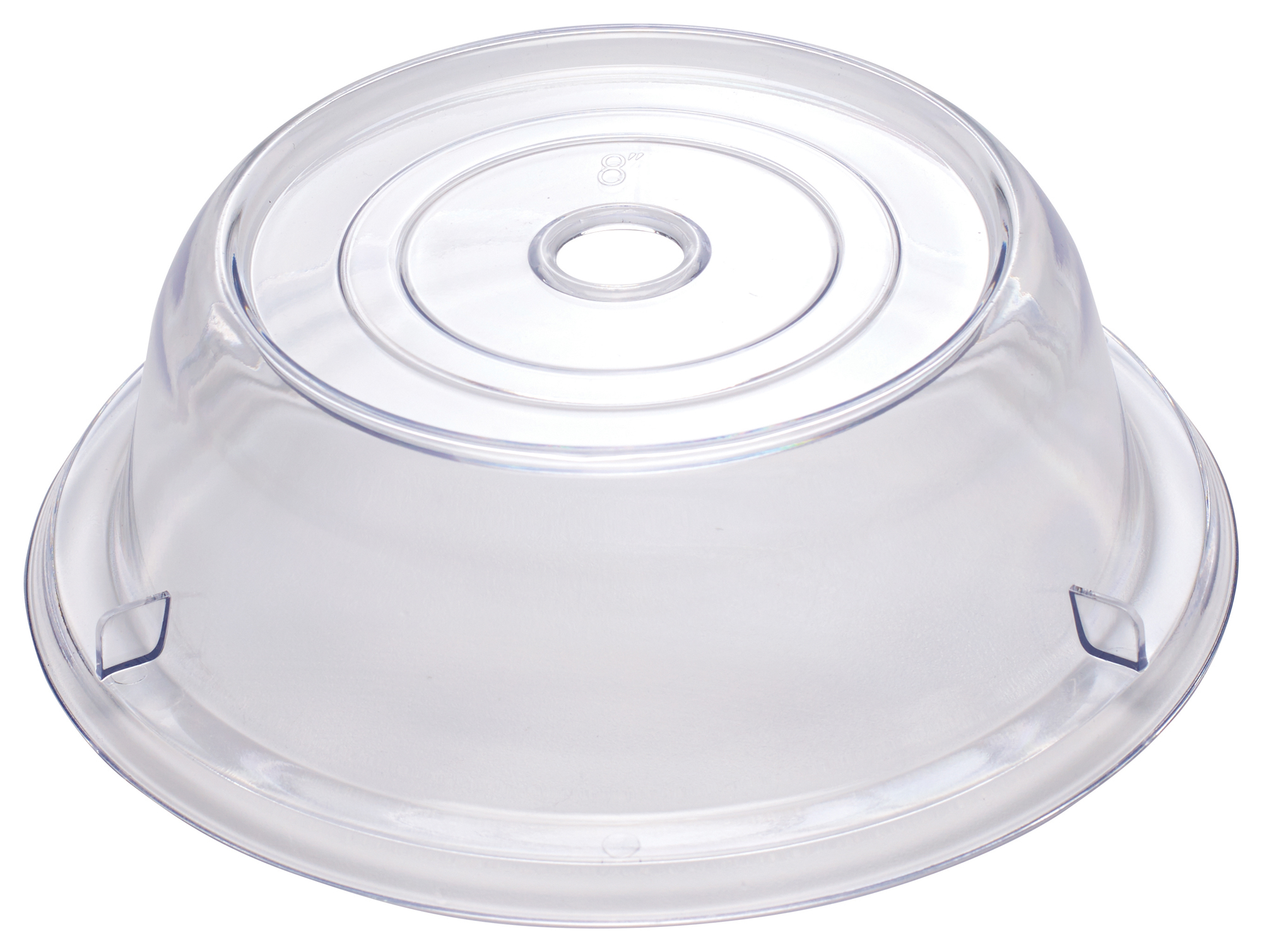 Winco PPCR-8 round plate cover