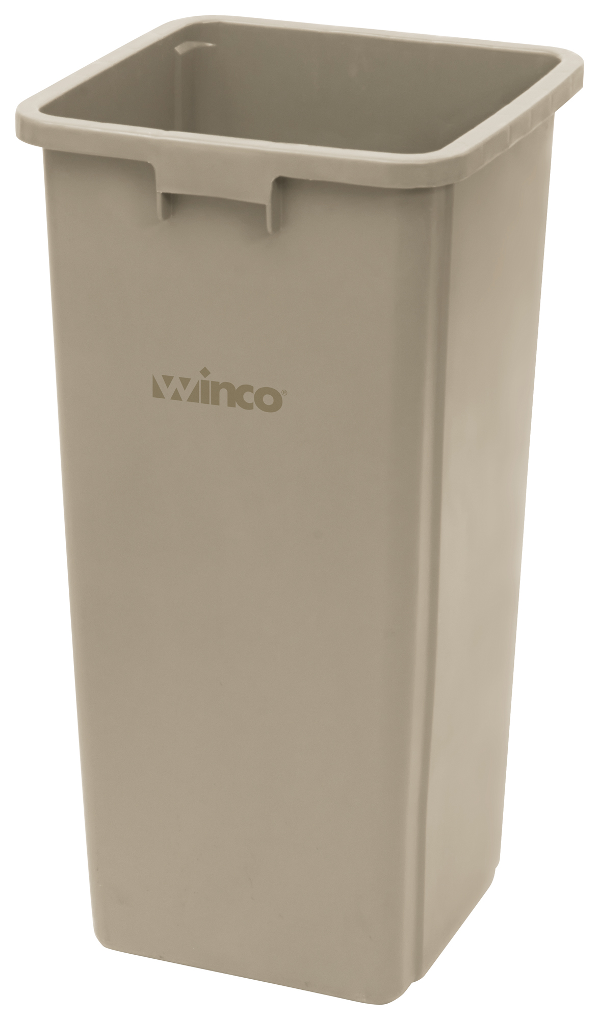 Winco PTCS-23BE trash cans & accessories