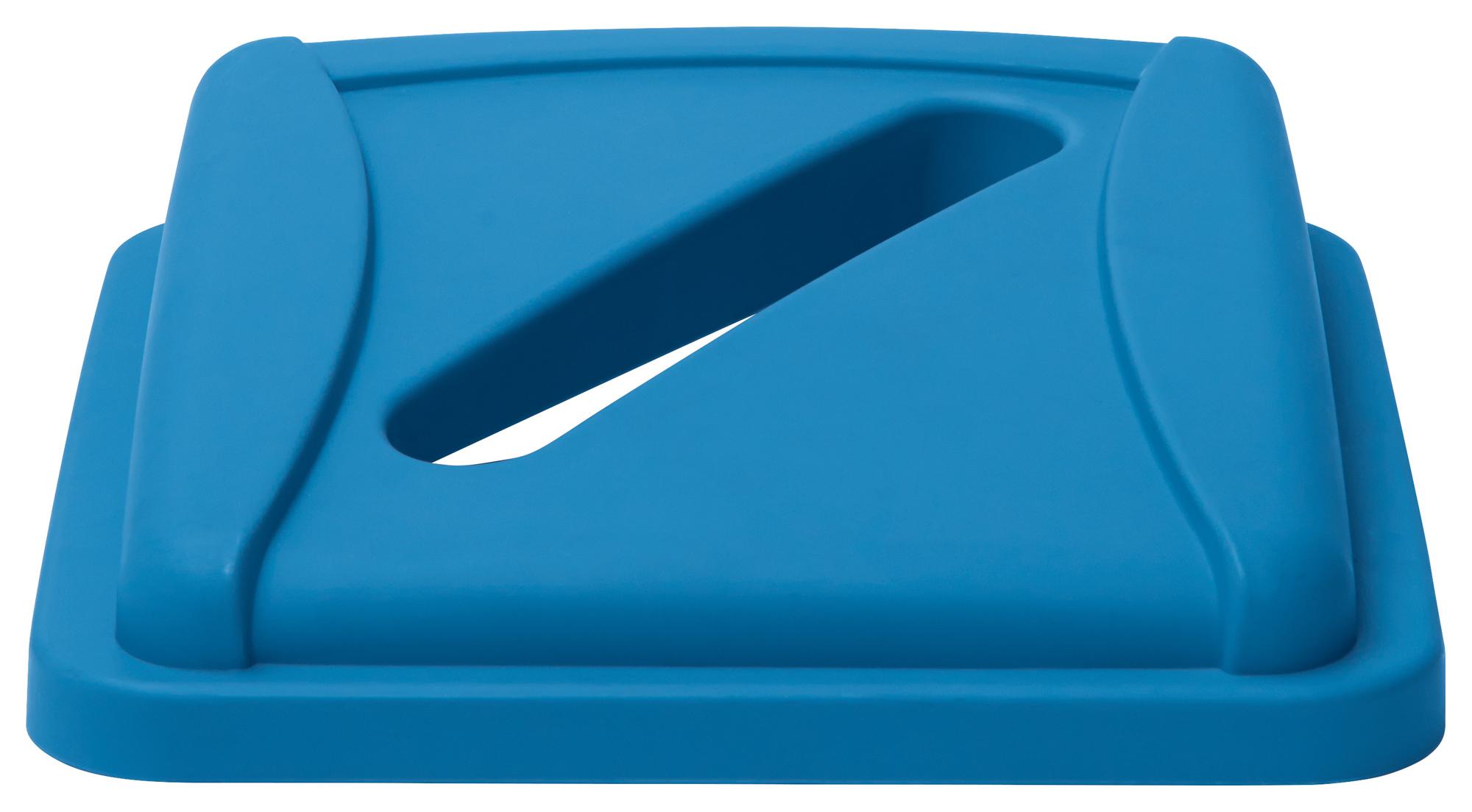 Winco PTCSP-23L square paper lid