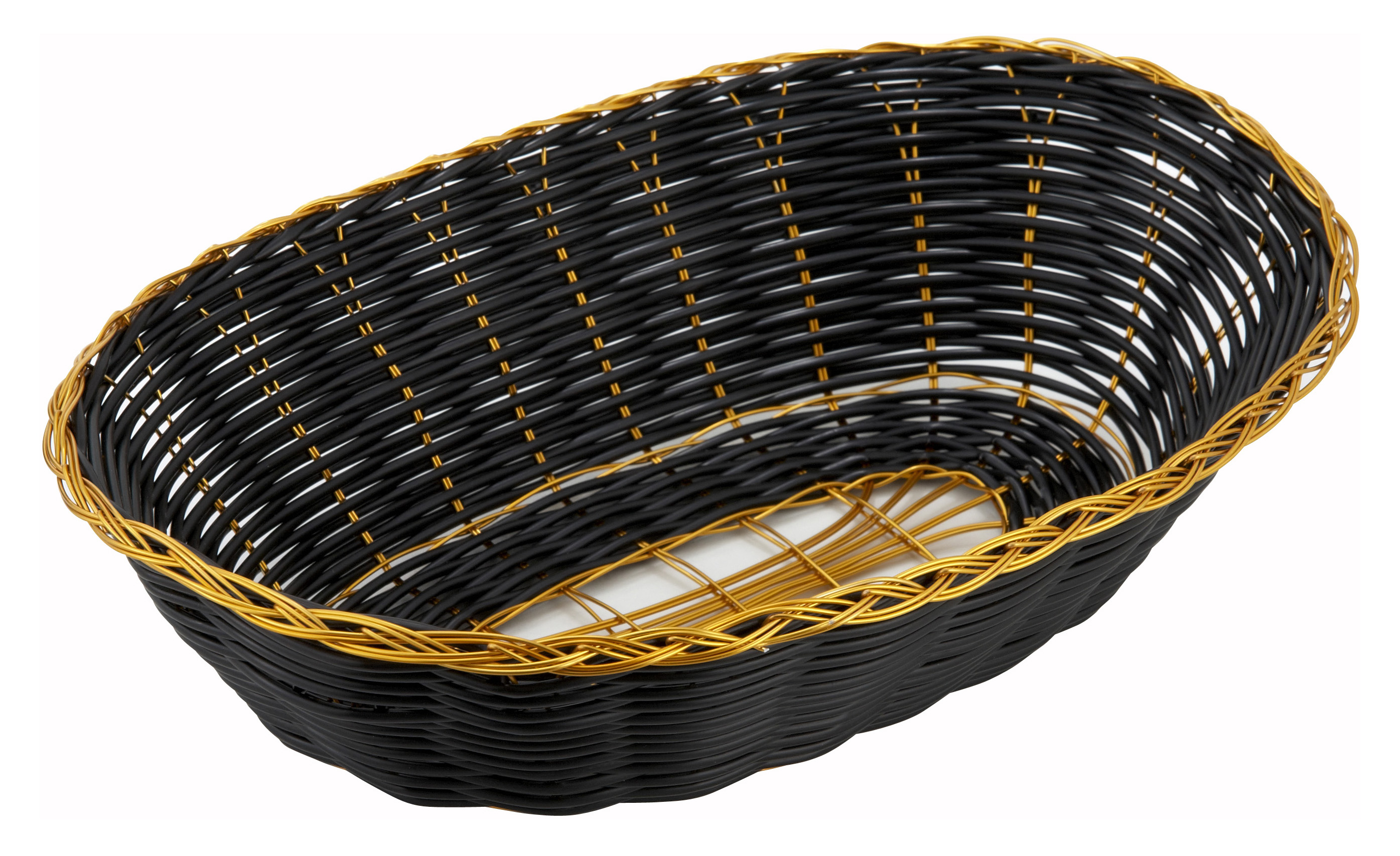 Winco PWBK-9V woven baskets