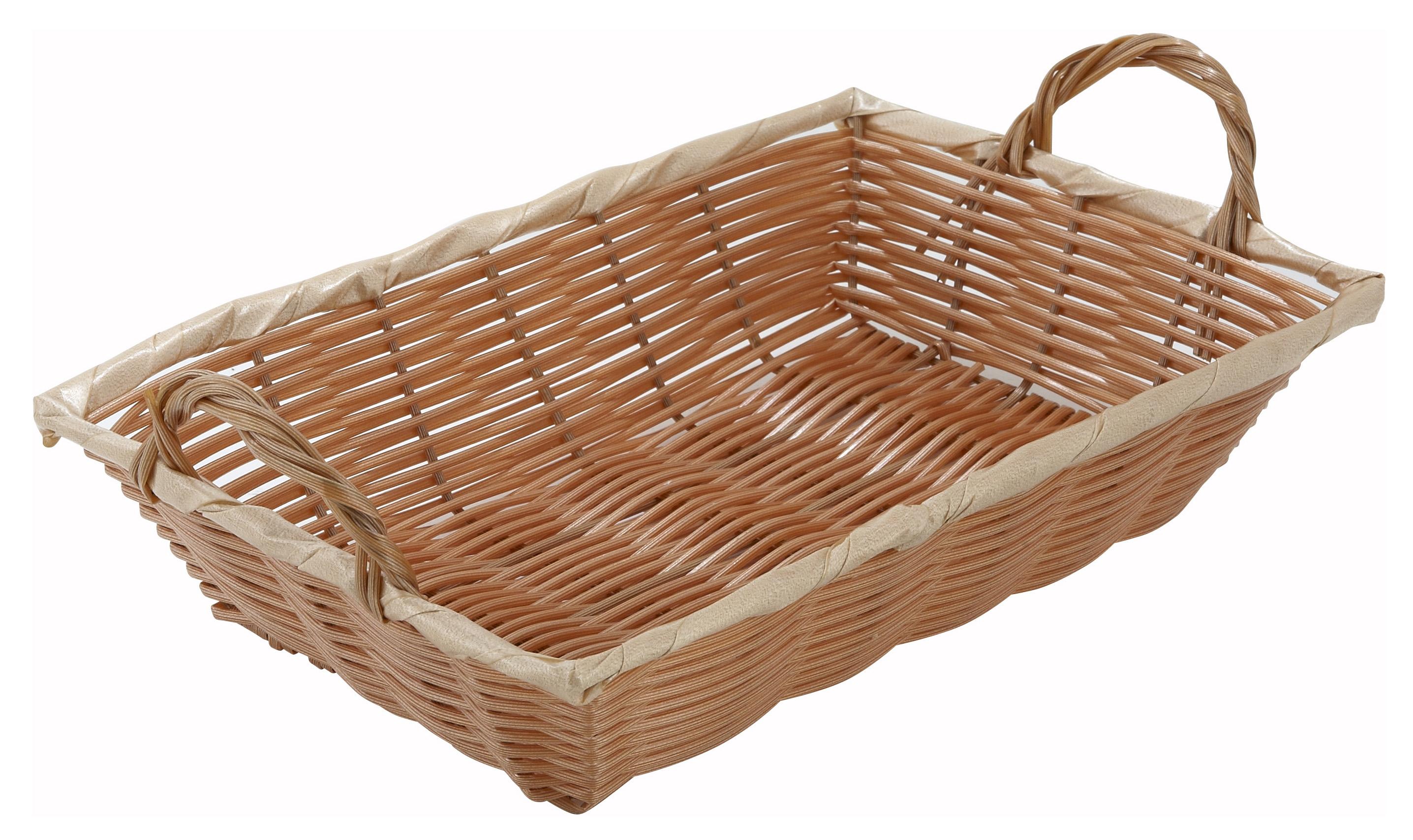 Winco PWBN-12B woven baskets