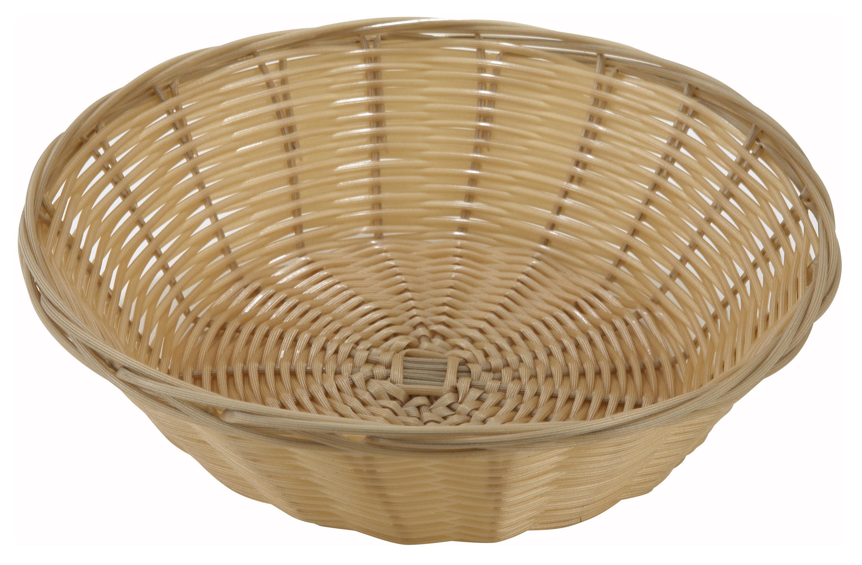Winco PWBN-9R woven baskets