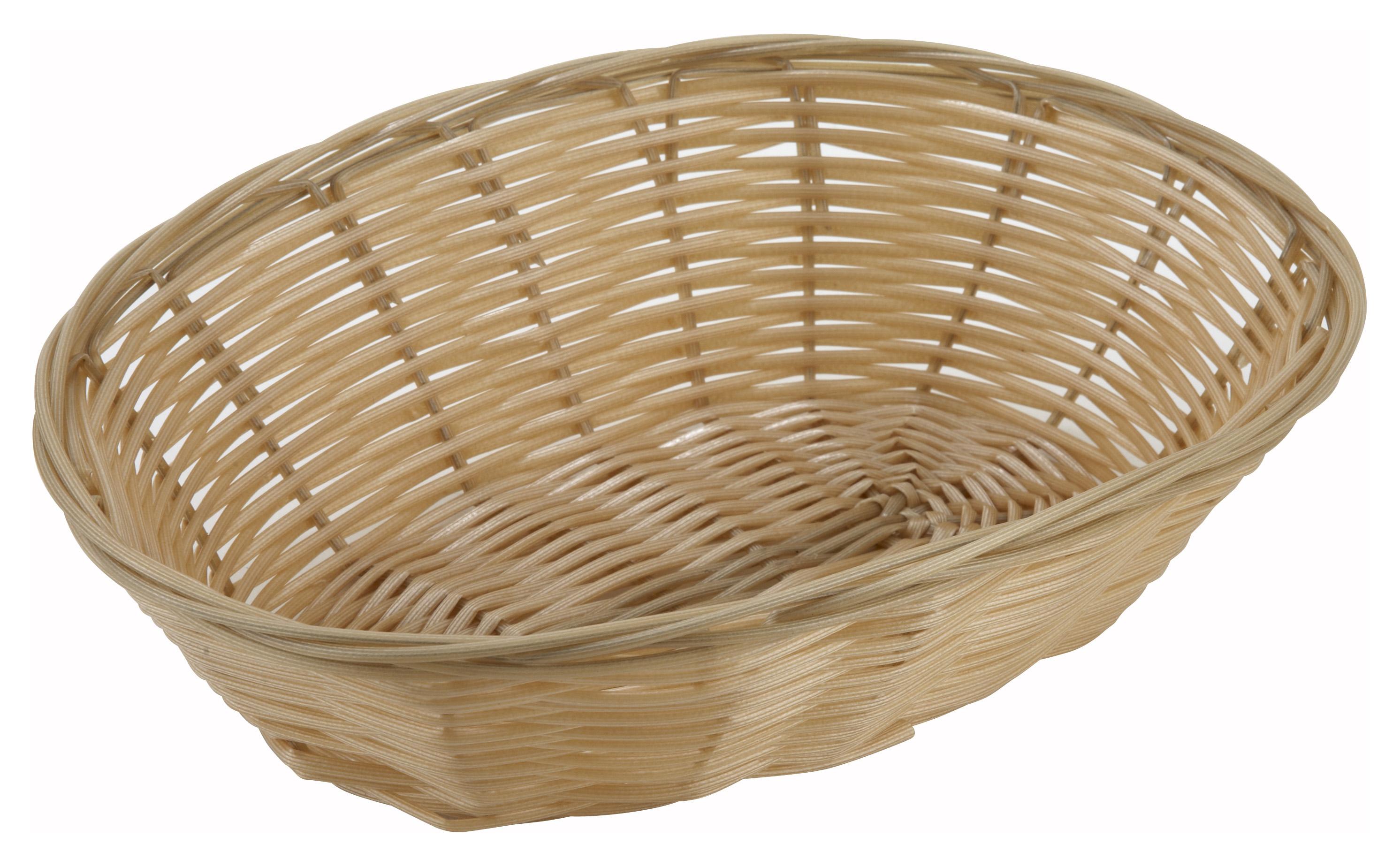 Winco PWBN-9V woven baskets