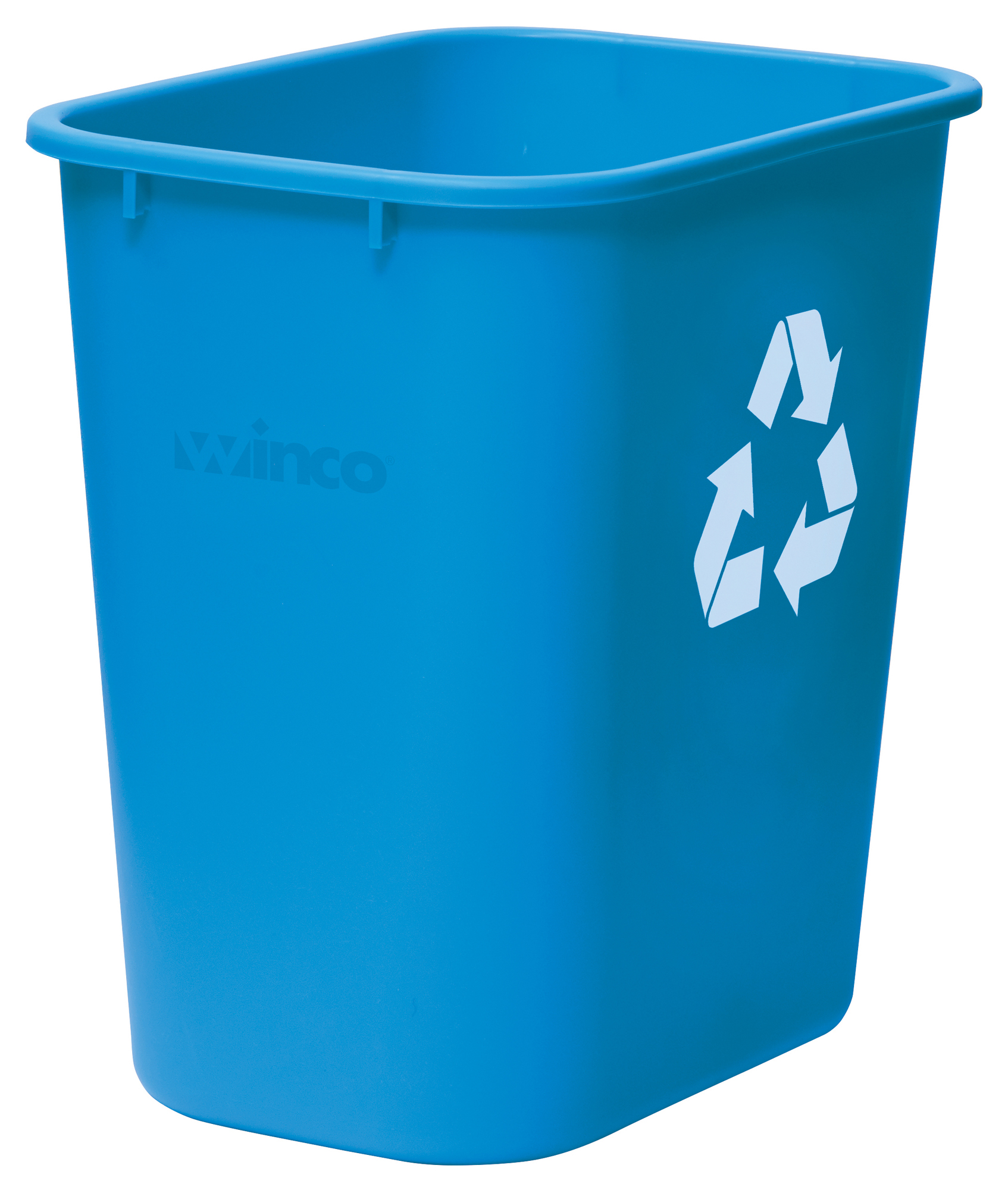 Winco PWR-28L trash cans & accessories