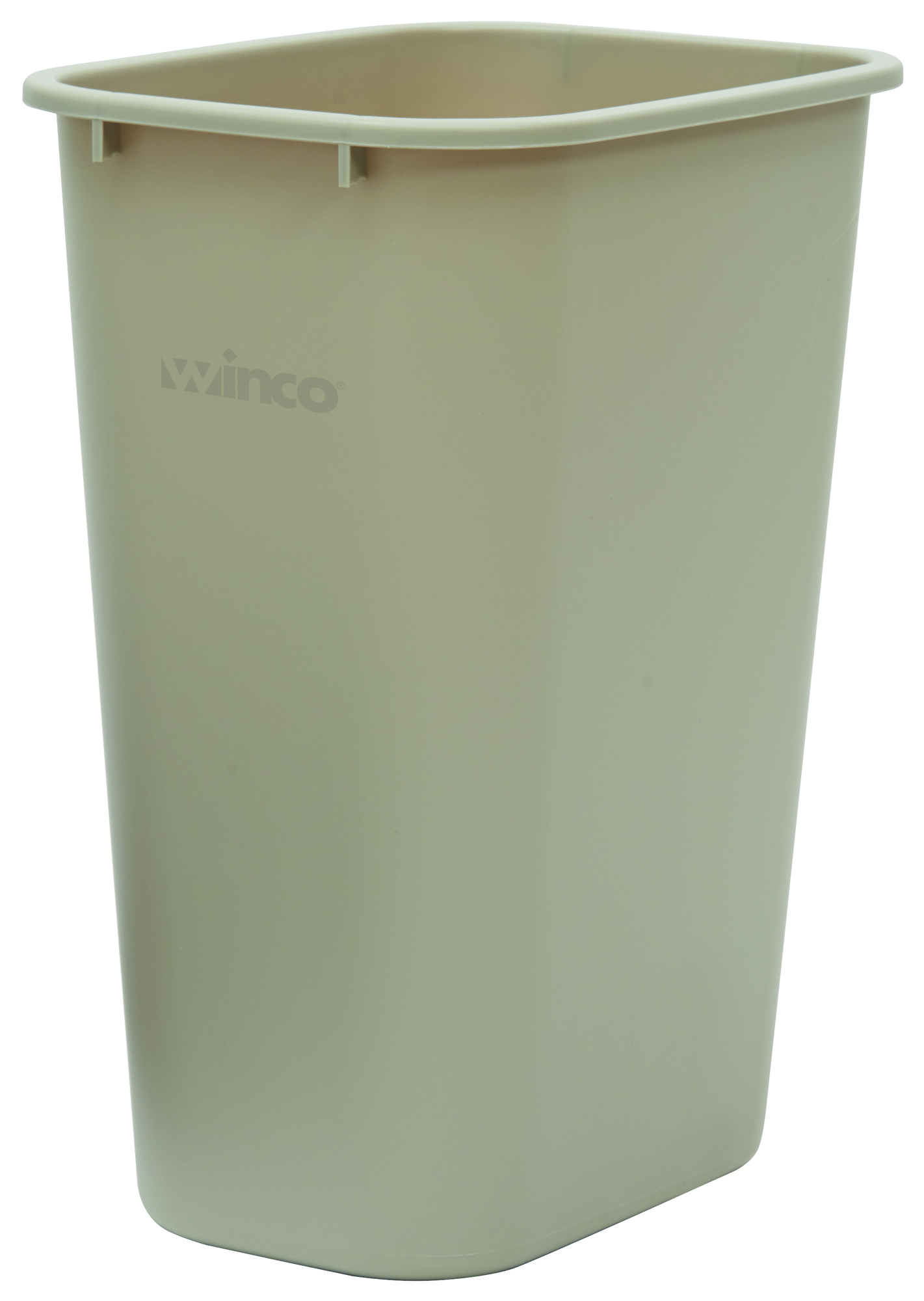 Winco PWR-41BE trash cans & accessories