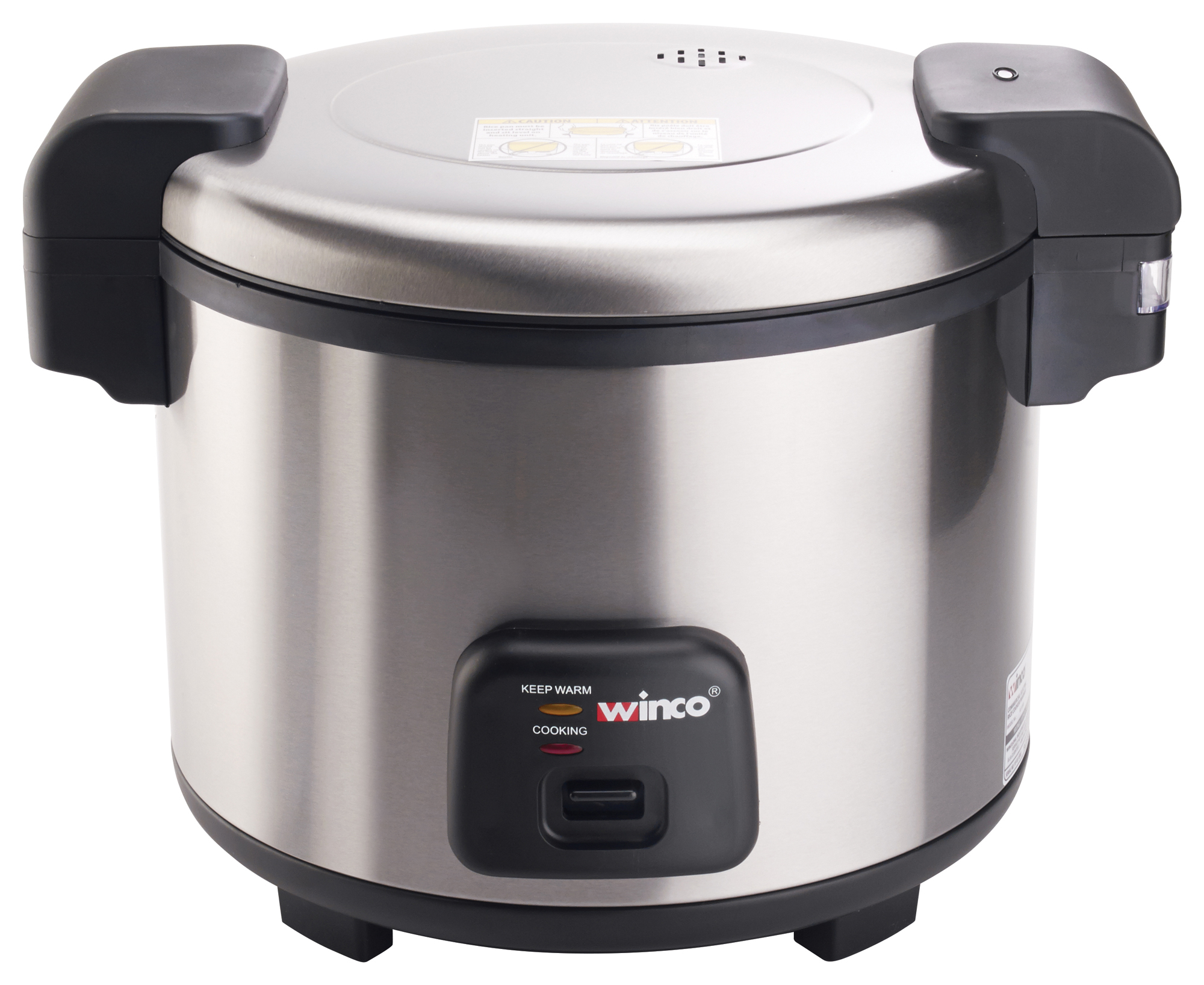 Winco RC-F electric rice cooker / warmers