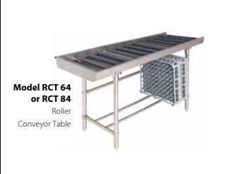Champion RCT 84 conveyor table