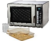 ACP (Amana Commercial) RSF12TSMGS microwave generated steam decontamination kit