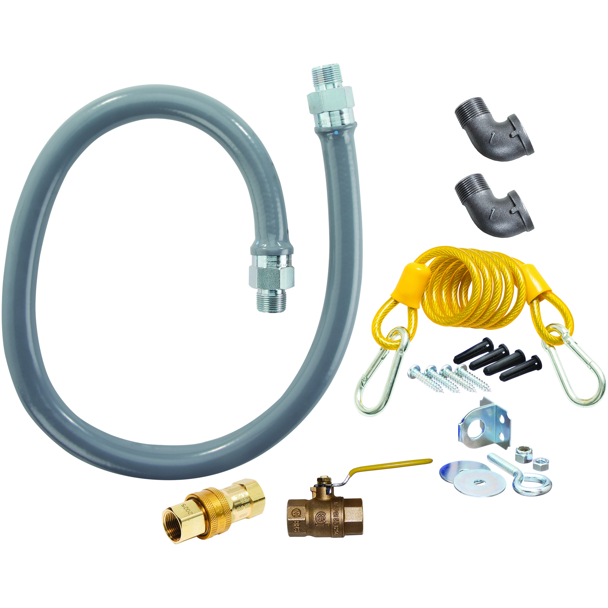 Dormont Manufacturing RG10060 gas connector hose kit