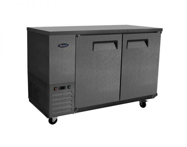 Atosa USA SBB48GRAUS2 shallow depth back bar coolers