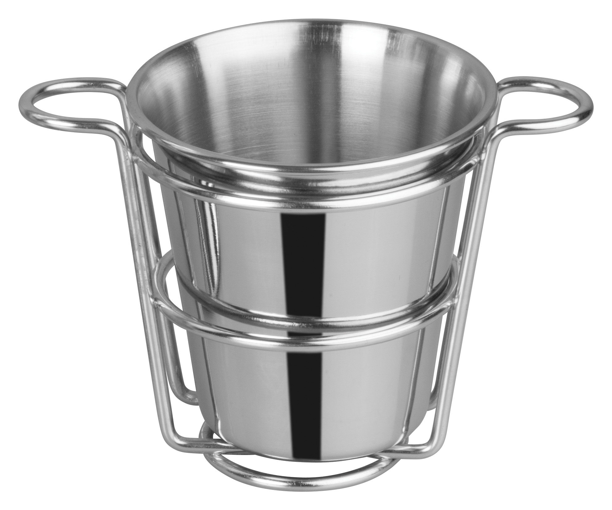 Winco SFCW-4S cup with wire holder