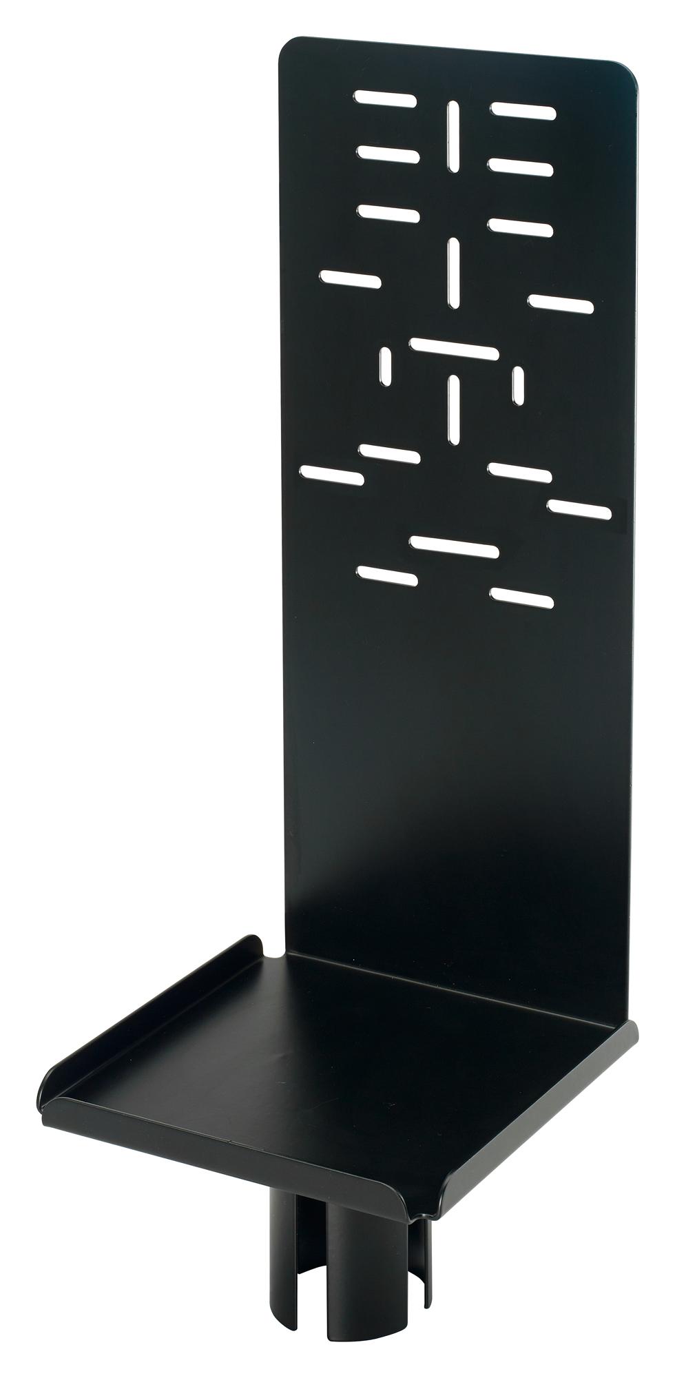 Winco SMSD-16K mount universal sanitizer/soap dispenser