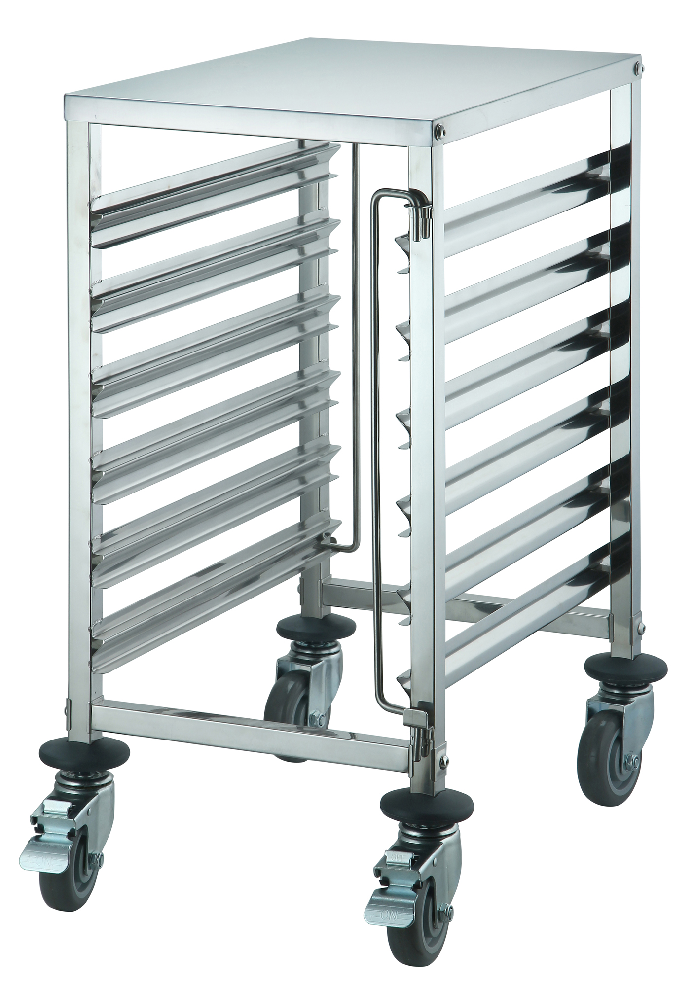Winco SRK-CTB steam pan rack