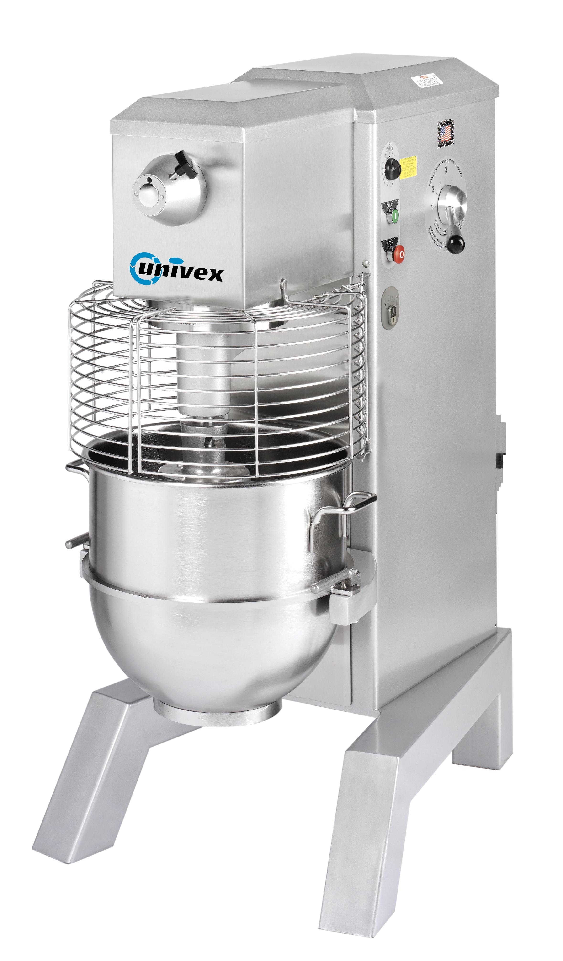 Univex SRM20+_w/o_PTO planetary mixers