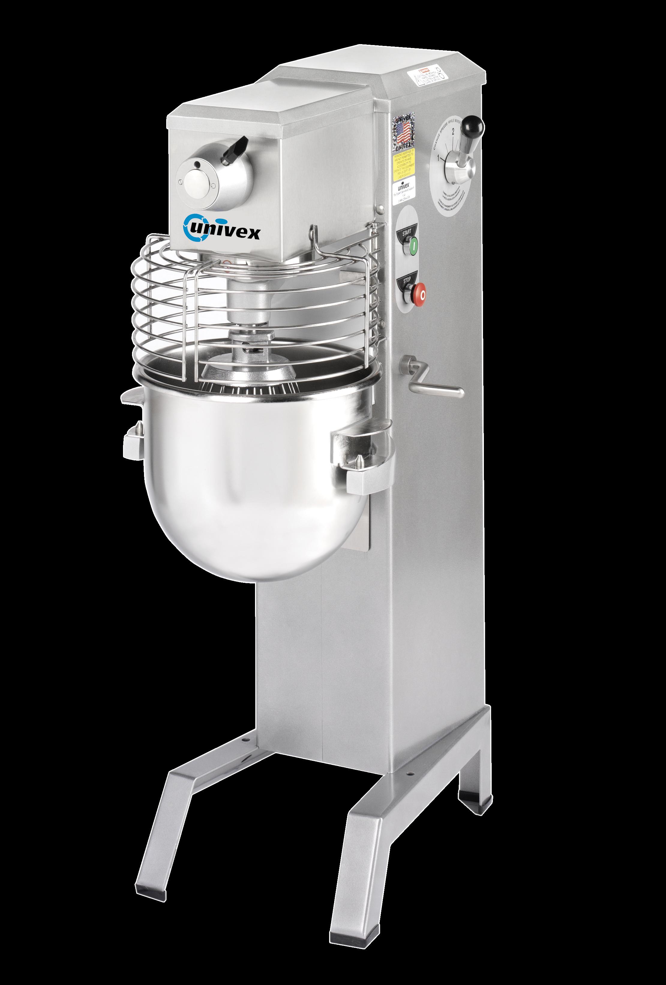 Univex SRMF20+_w/o_PTO planetary mixers