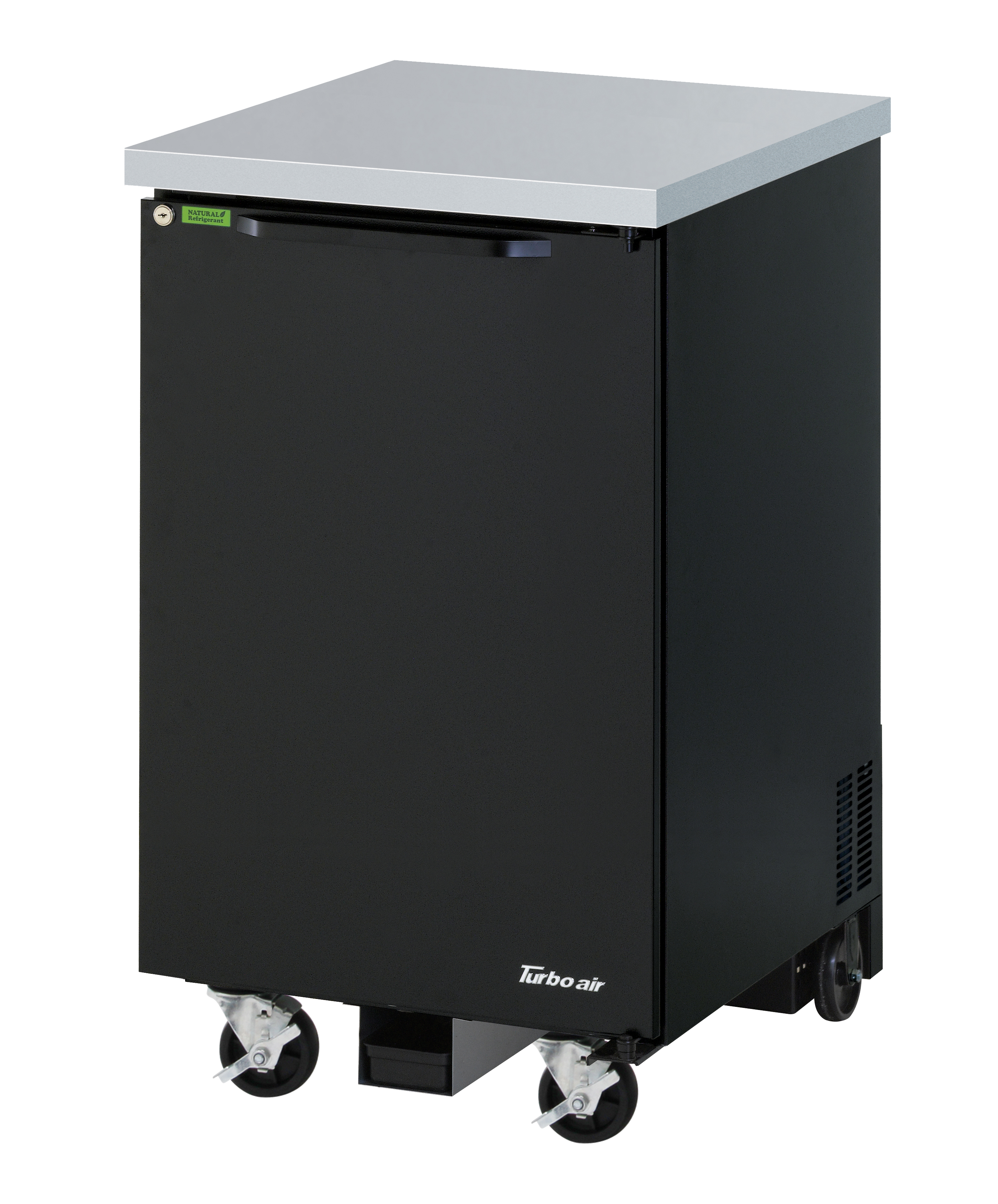 Turbo Air TBB-1SBD-N6 back bar cabinet, refrigerated
