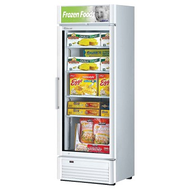 Turbo Air TGF-23F-N freezer, merchandiser